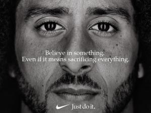 Nike Sponsors Colin Kaepernick