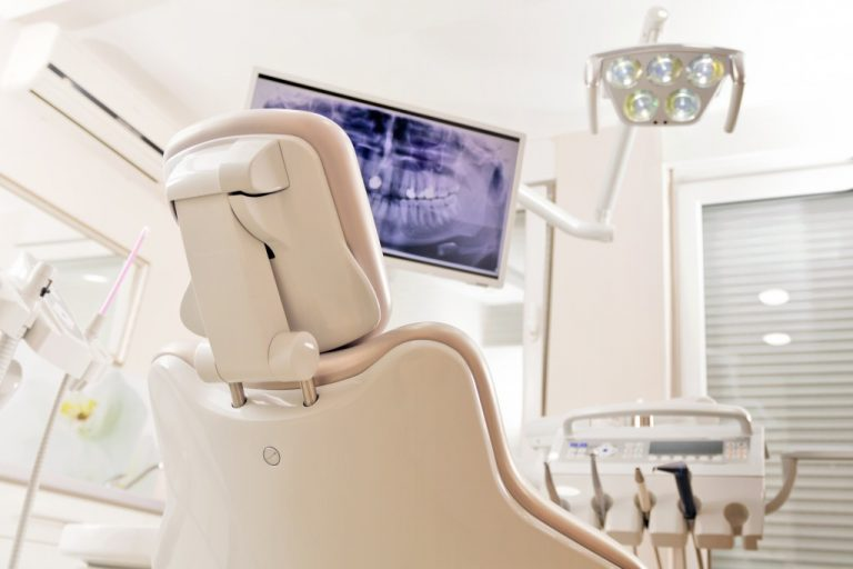 Modern dental clinic
