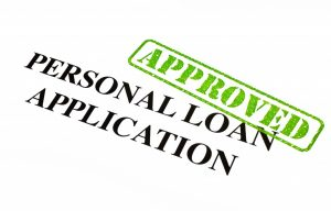 approved personal loan