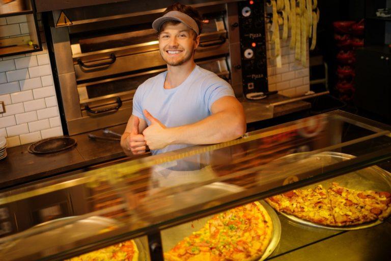 pizzeria owner