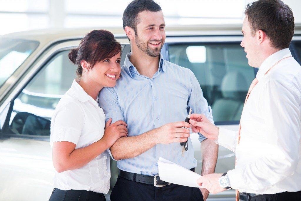 buying car insurance