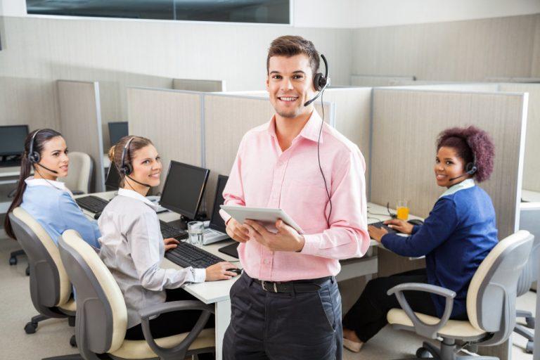call center team leader